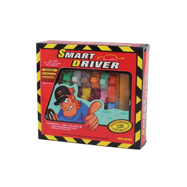 شركة الاوائل للتجهيزات التعليمية لعبة ذكاء السيارة الحمراء